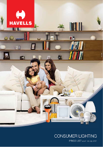 Get Quote of HavellsLights - Rubix - Lights - Havells