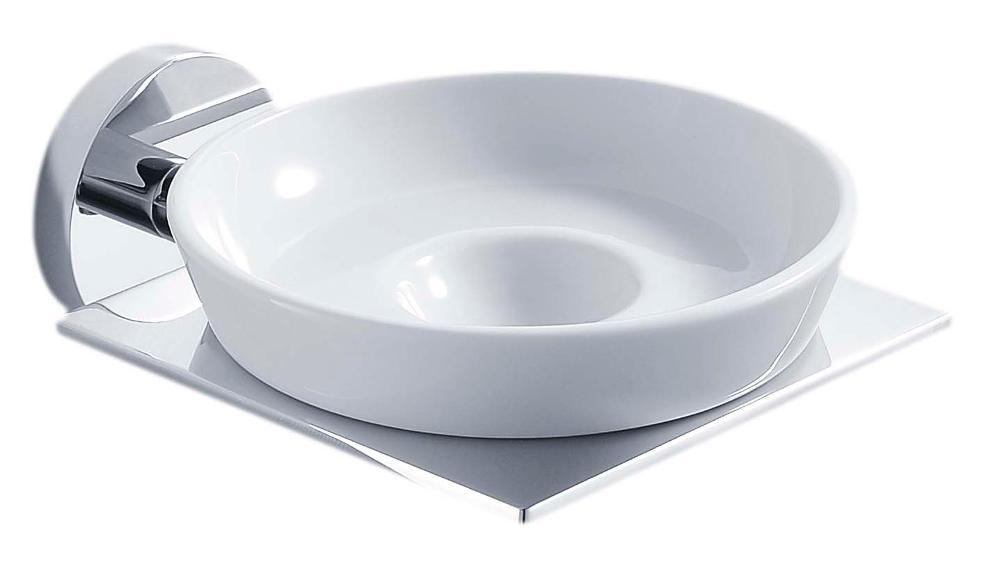 Get Quote of Bravat Arc Bath Accessories - Ceramic Soap Dish - Bath