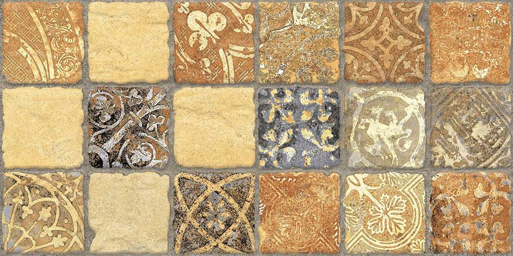 Full Details of Nitco Casa Tiles - Gothic Beige Decor