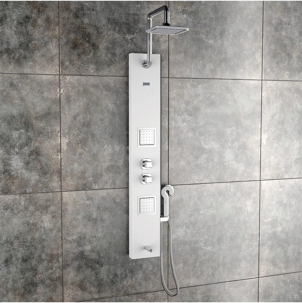 Pearl White Shower Panel