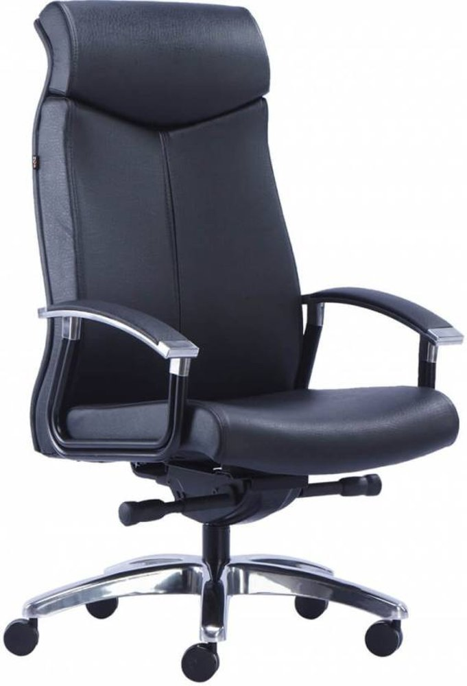 HOF Premium Leather High Back Chair - VIVO - 511H,HOF, Premium, Chairs ,Revolving Chairs ,Pushback Chairs