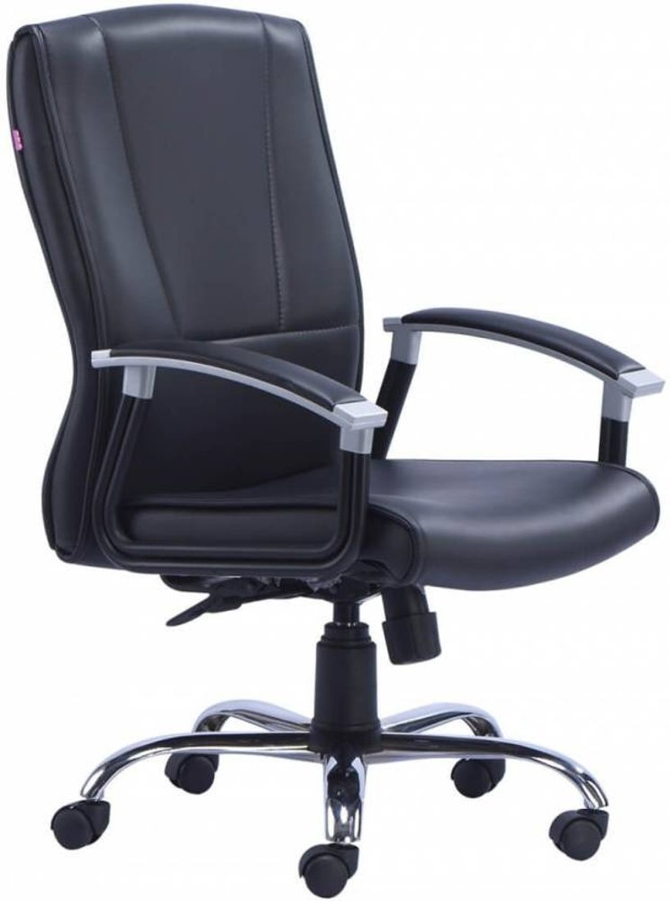 HOF Professional Executive Medium Back Office Chair - MARCO 1002 M,HOF, ITO Chairs, Chairs ,Revolving Chairs
