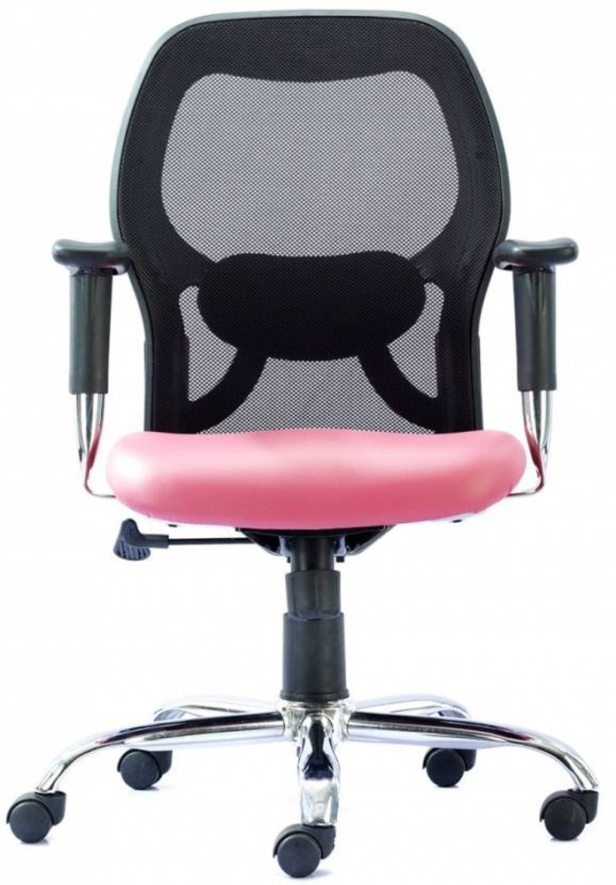 HOF Professional Ergonomic Medium Mesh Back Chair - MARCO 1008 M,HOF, ITO Chairs, Chairs ,Revolving Chairs