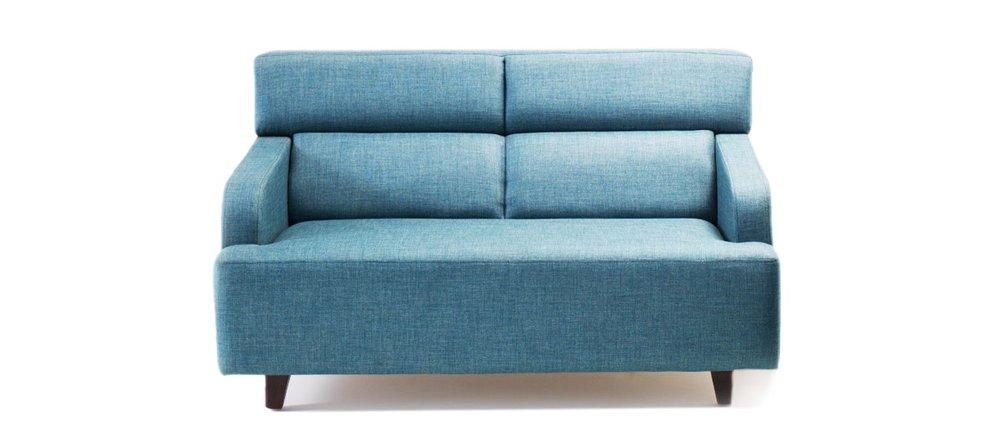 HOF Premium Fabric Sofa - CIPRIO - 2 Seater,HOF, Ciprio, Sofas-Couches