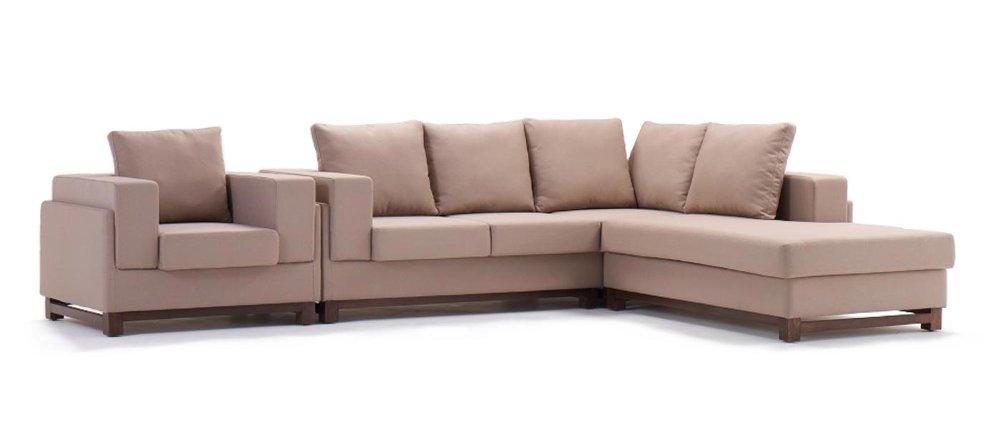 HOF Premium Fabric Sofa - SERIO LOUNGE,HOF, Sofas-Couches