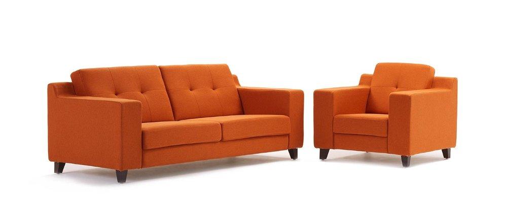 HOF Premium Fabric Sofa - Napoli (2+1 Seater),HOF, Napoli, Sofas-Couches