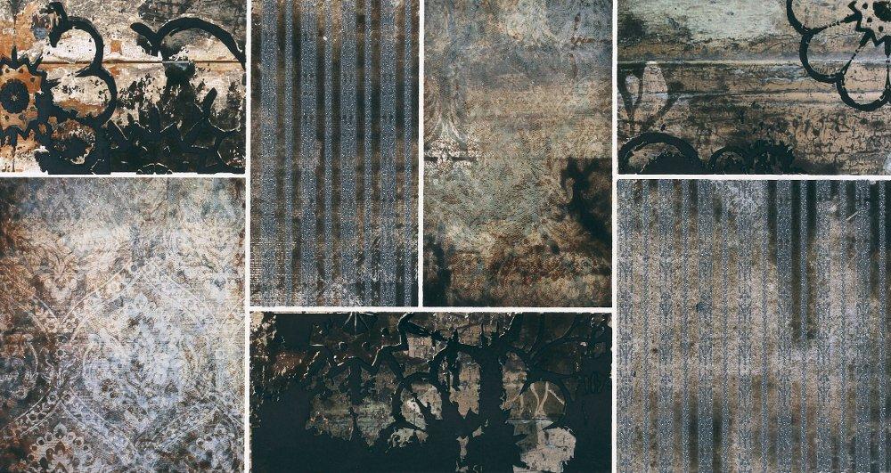 HWA CO DE PATCHWORK,Harmony, Tiles