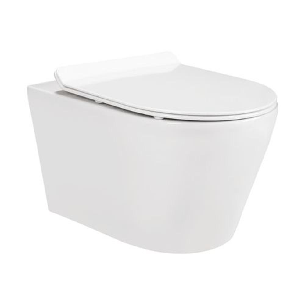 Eiffel Wall Hung Toilet,Somany, French, Water Closets-W.C-Toilets ,Wall Hung Toilets