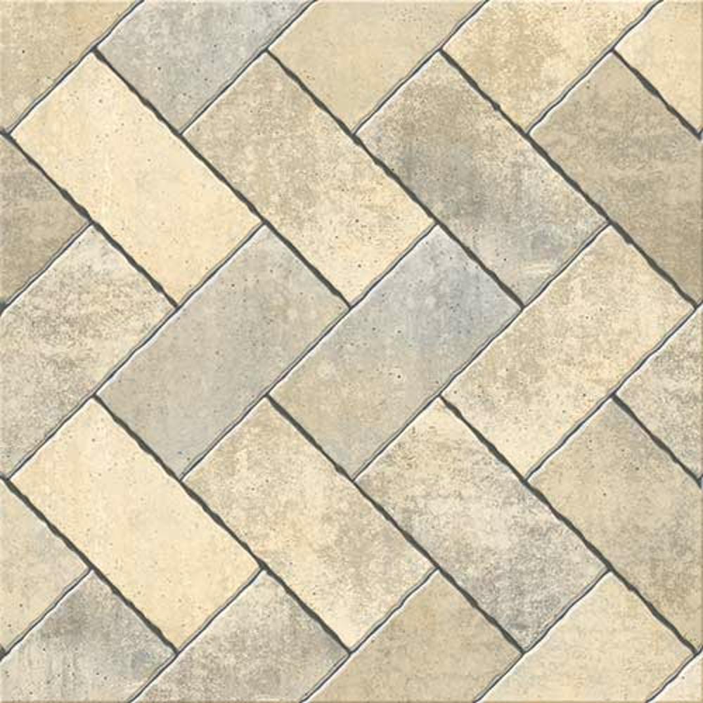 Carlton Beige,Rokedge, Cobble Stone, Tiles ,Vitrified Tiles Glazed Vitrified Tiles