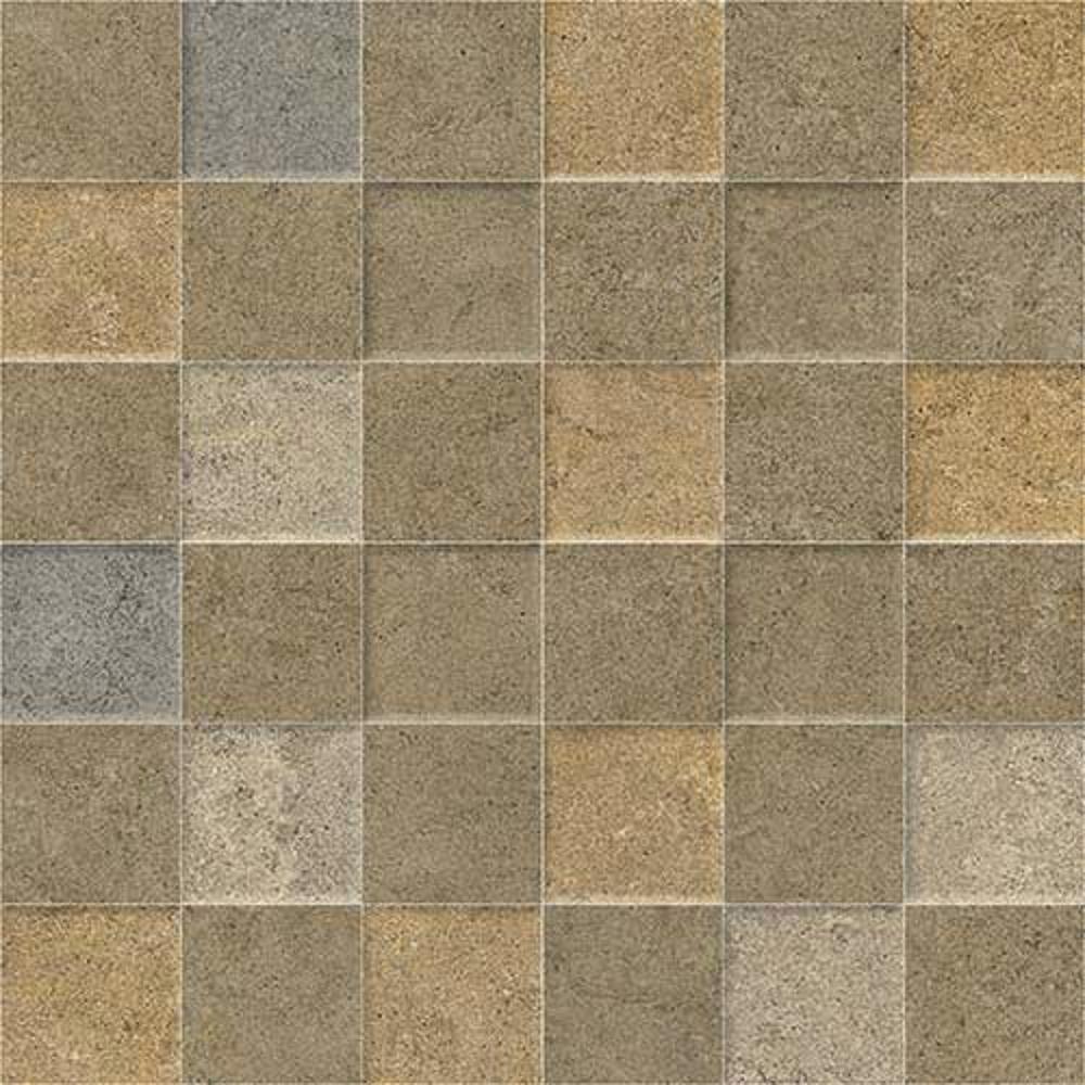 Largo Bruno,Rokedge, Cobble Stone, Tiles ,Vitrified Tiles Glazed Vitrified Tiles