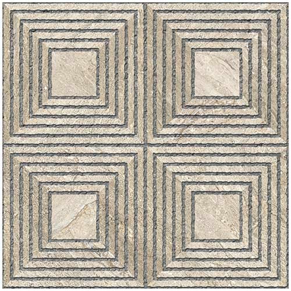 Interno Verde,Rokedge, Cobble Stone, Tiles ,Vitrified Tiles Glazed Vitrified Tiles