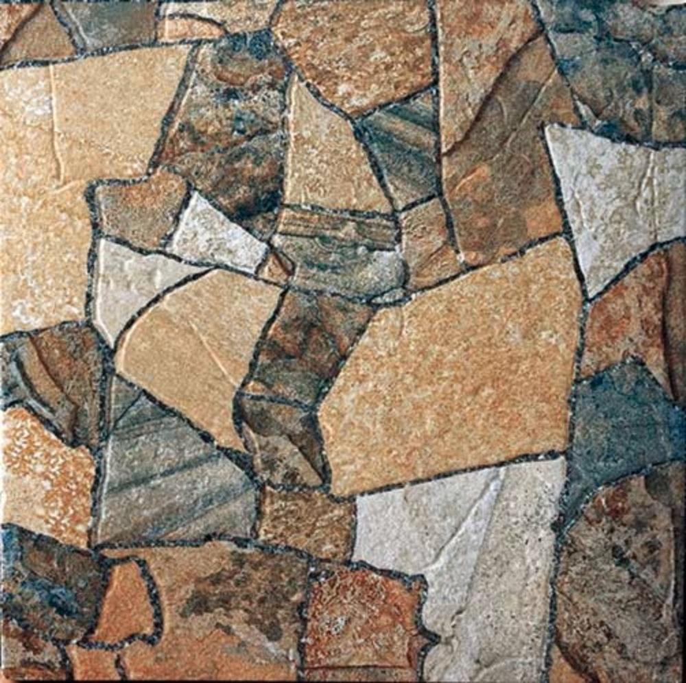 Breccia Brown,Rokedge, Cobble Stone, Tiles ,Vitrified Tiles Glazed Vitrified Tiles