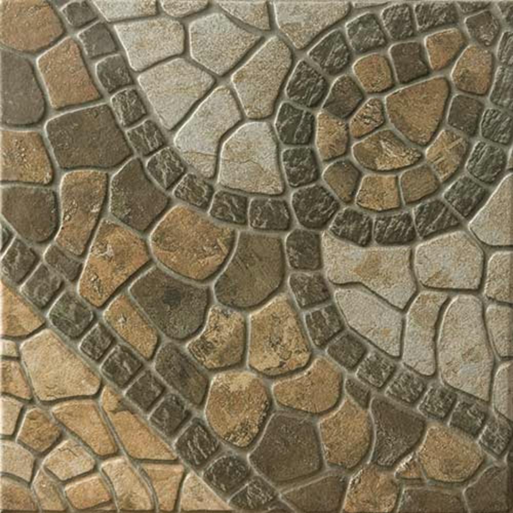 Tesco Nero,Rokedge, Cobble Stone, Tiles ,Vitrified Tiles Glazed Vitrified Tiles