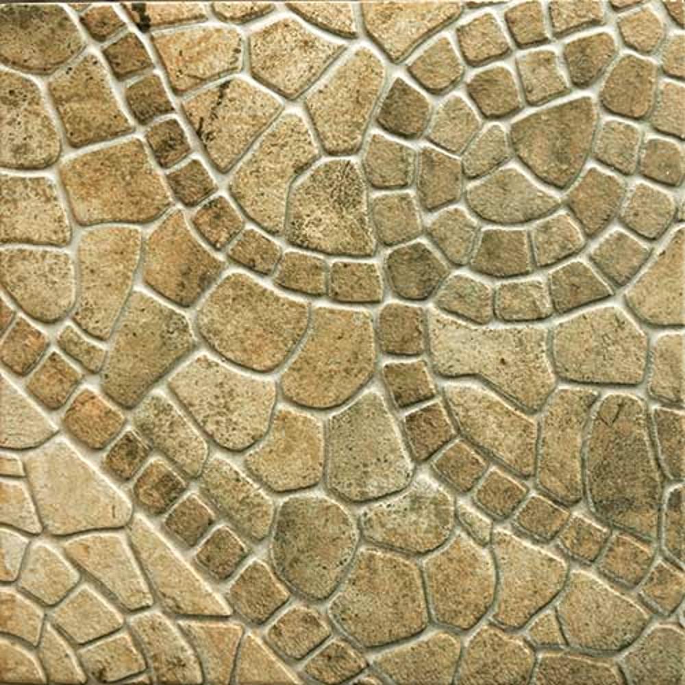 Tesco Verde,Rokedge, Cobble Stone, Tiles ,Vitrified Tiles Glazed Vitrified Tiles