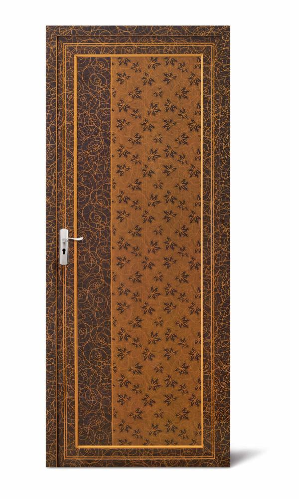 Brown Maple,Sintex, Indiana Doors, Doors ,Finished Doors PVC Profile Door