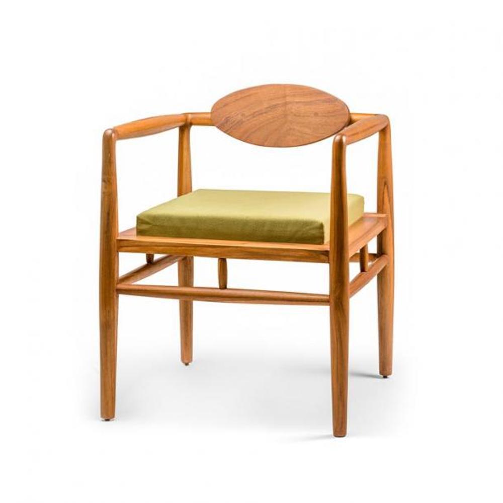Cube Chair,Tectona Grandis, Chairs