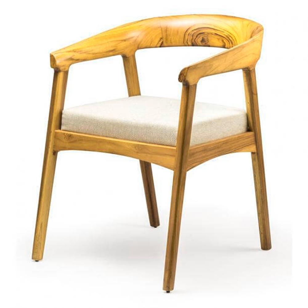 Lunic Chair,Tectona Grandis, Chairs ,Dining Chairs