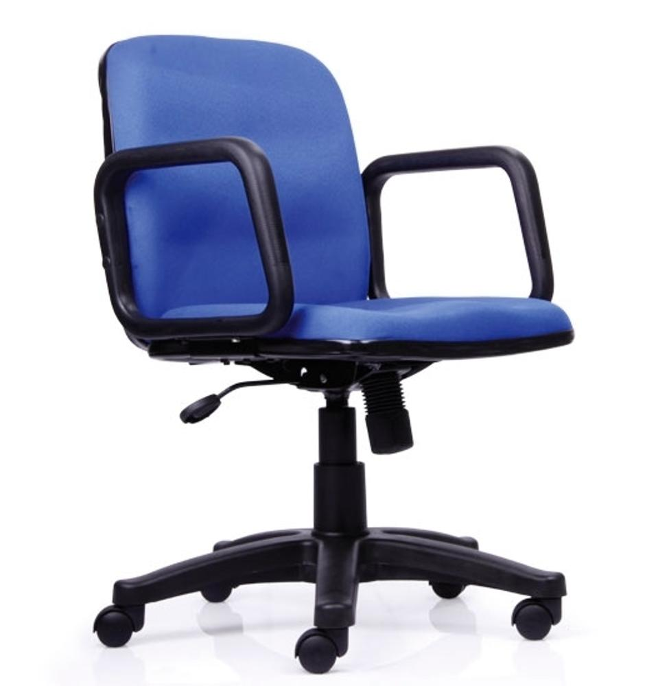DECENT Medium Back 59701,Durian, Chairs ,Revolving Chairs Office Chair