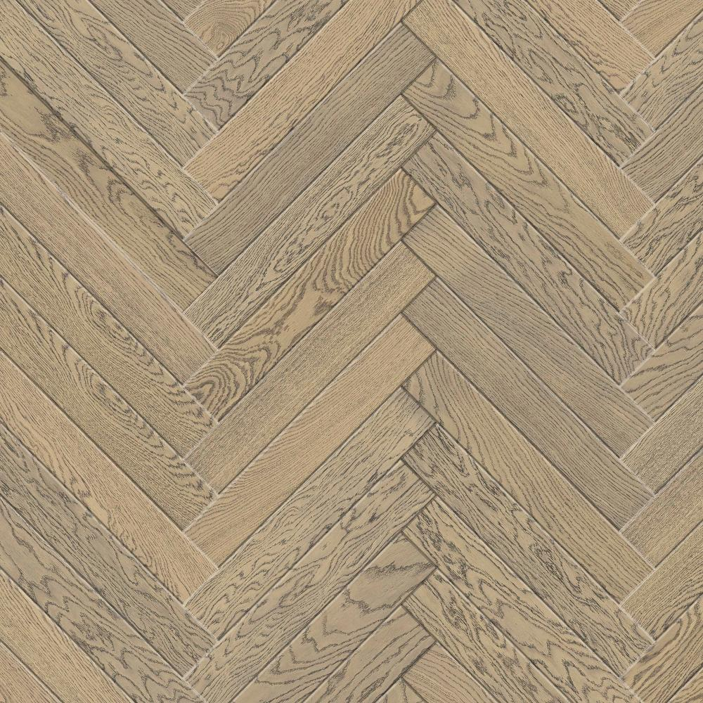 Oak Dusk - Pristine - Classic,Mikasa, Herringbone - Solitary, Wooden Flooring ,Engineered Wood Flooring