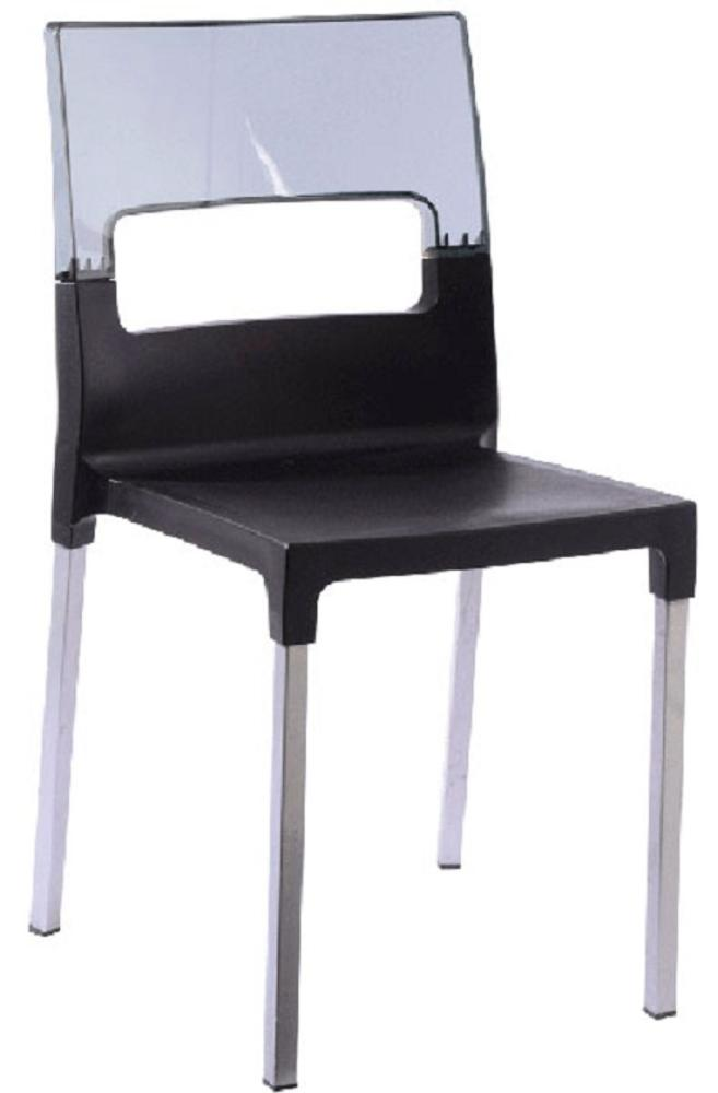 Diva Black,Supreme, Chairs ,Stackable Chairs