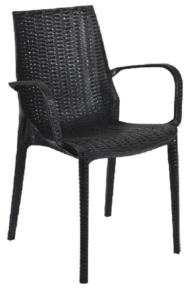 Luxuria Black,Supreme, Chairs ,Stackable Chairs