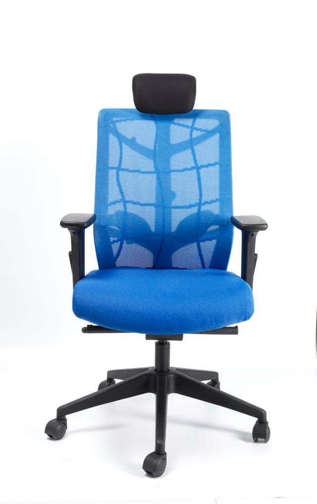 Nature High Back Office Chair,Bluebell, Nature, Chairs ,Revolving Chairs