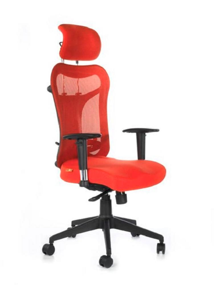 Kruz High Back Office Chair,Bluebell, Kruz, Chairs ,Revolving Chairs
