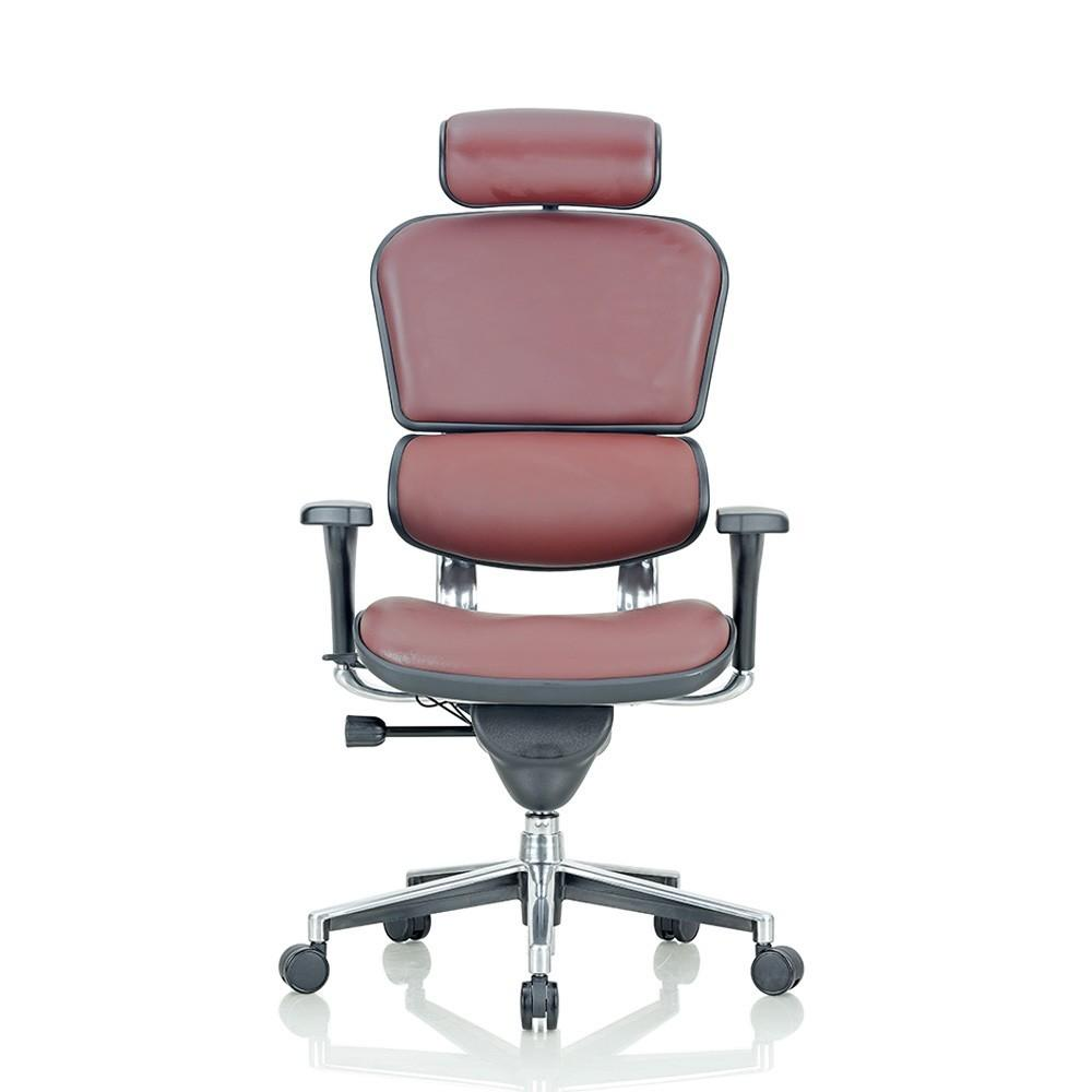 Pinnacle Leather Chair,Featherlite, Chairs ,Revolving Chairs Office Chair ,Pushback Chairs Office Chair