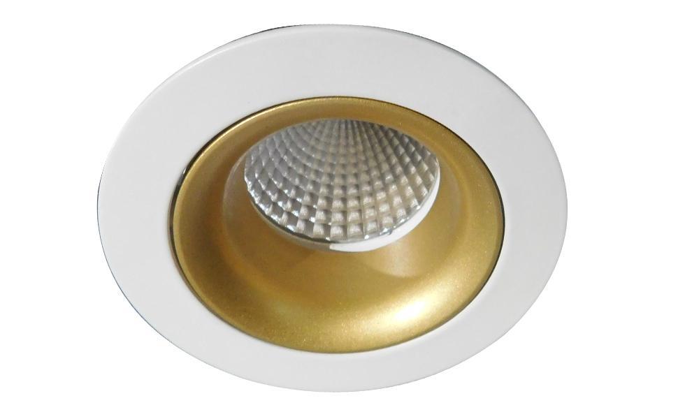 Spril Round 9w,Lafit, Brillo, Lights ,Indoor Luminaires Downlighters