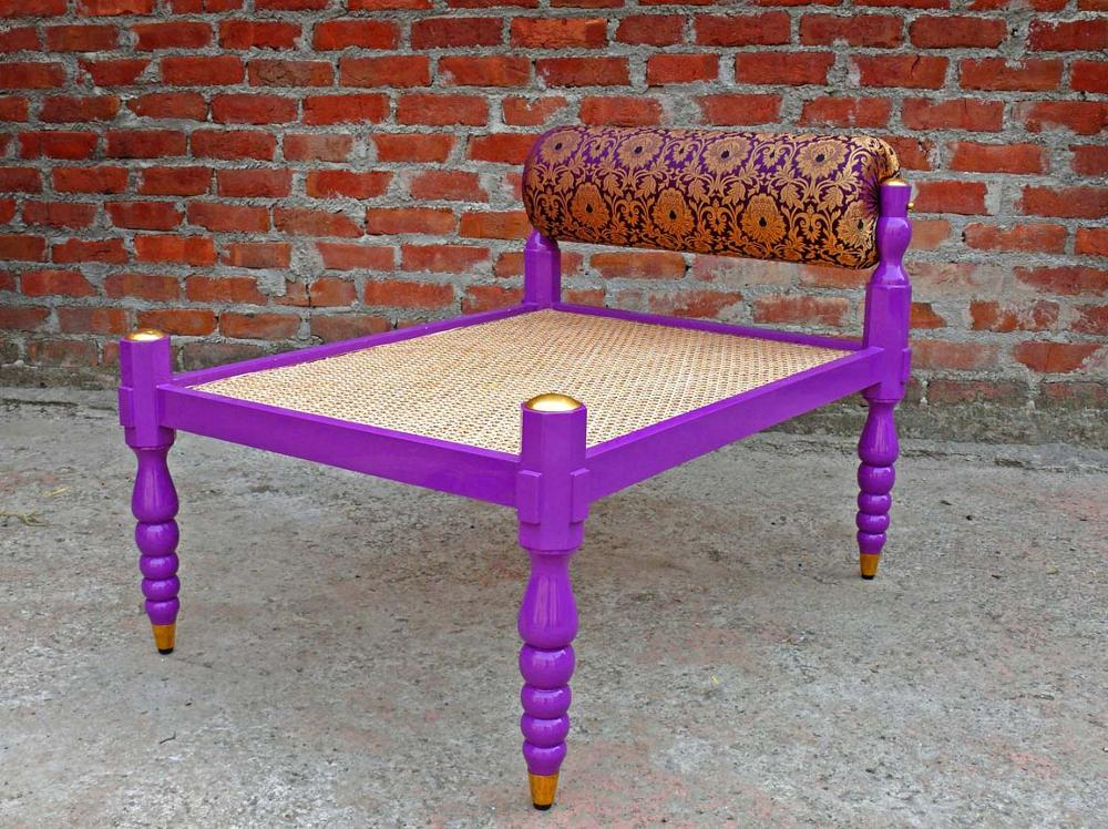 Nawab Low Height Chair,Design Clinic India, Chairs