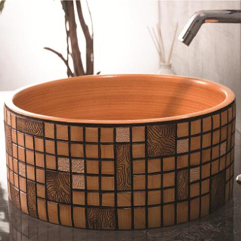 Sun-186,Simpolo, Hand Crafted Basins, Wash Basins ,Counter Top Wash Basins