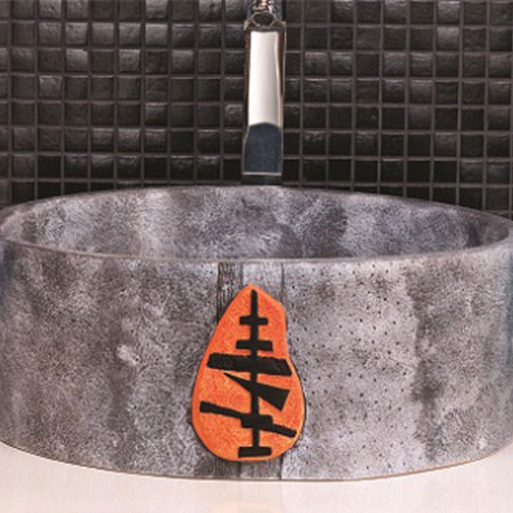 Sun-401,Simpolo, Hand Crafted Basins, Wash Basins ,Counter Top Wash Basins
