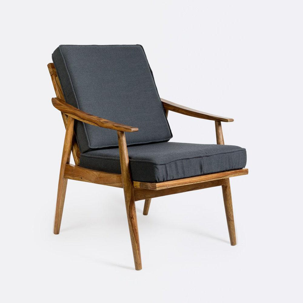 Theo Armchair Cotton,N Square, Chairs