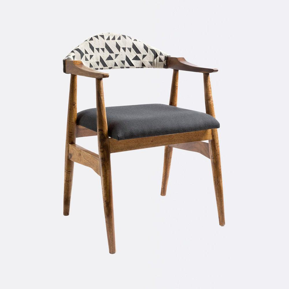 Freya Study Chair,N Square, Chairs