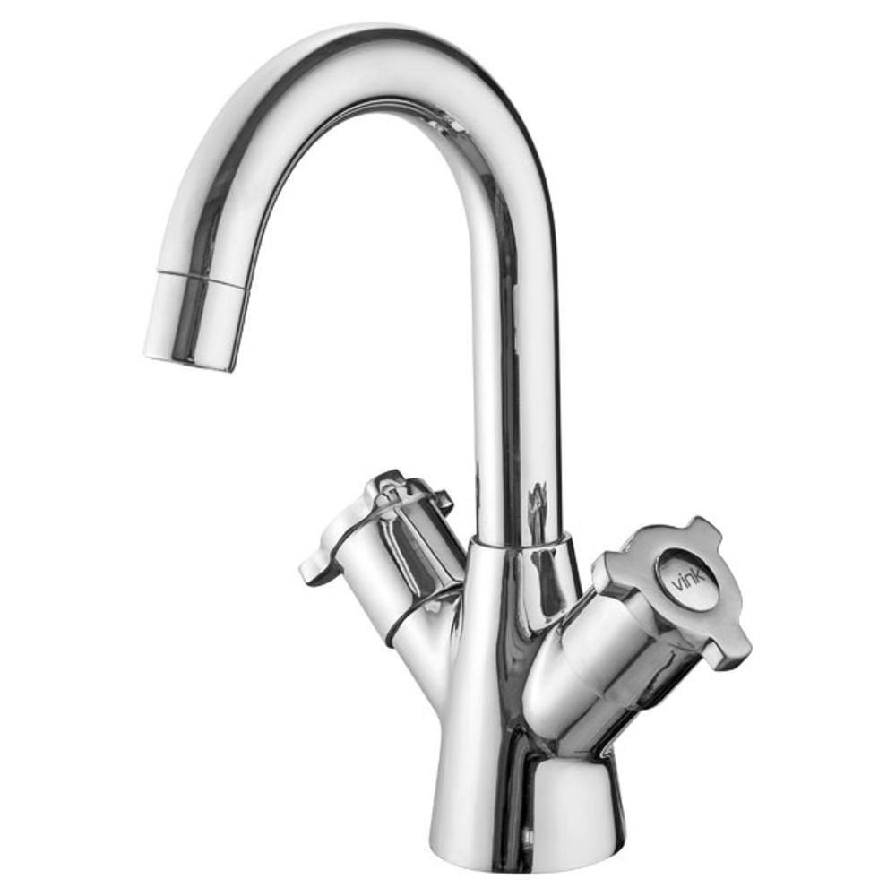 Center Hole basin Mixer W-o Pop Up,Vink, Prime Tiber, Faucets-Taps ,Basin Mixers