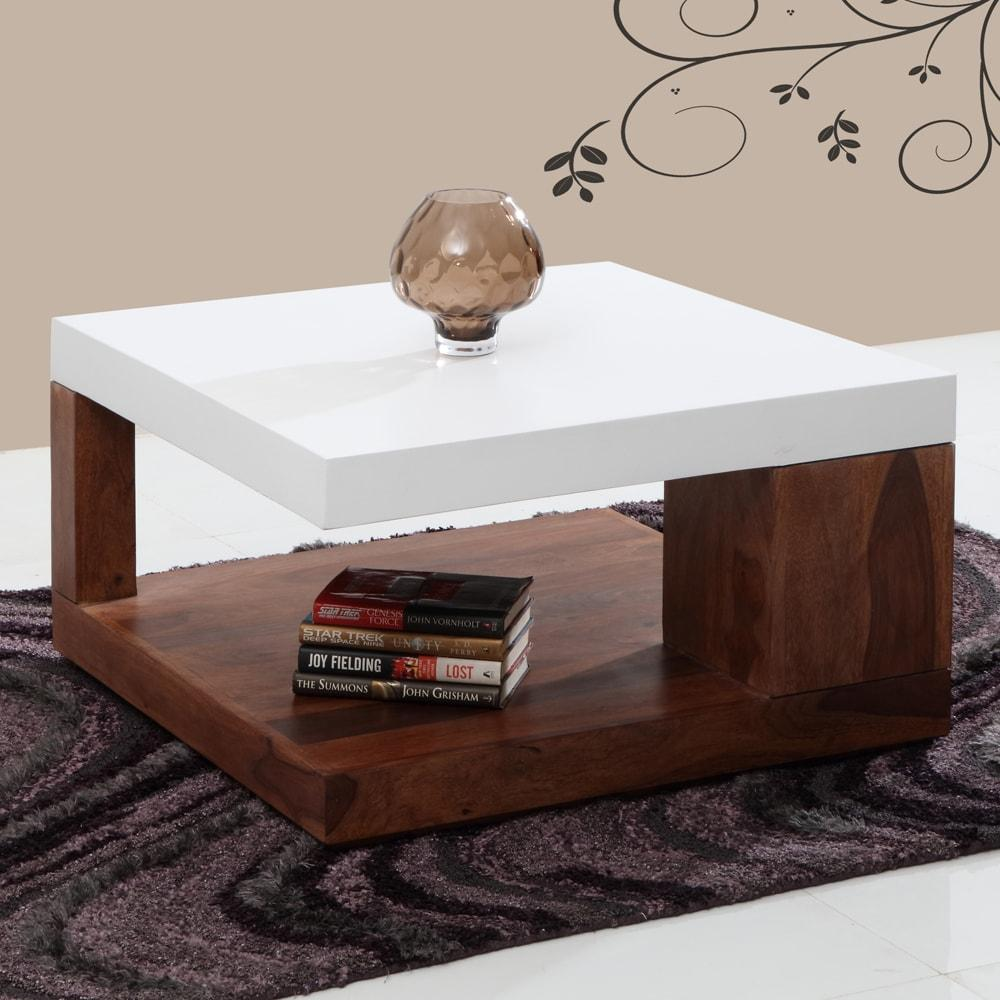 Marion Solidwood Coffee Table-Light Walnut,Evok, Tables ,Center Tables Coffee Tables