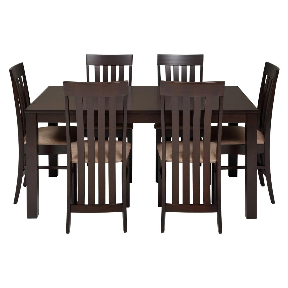 Venetti Engineerwood Dining Set 1-6-Capppicuno,Evok, Dining Sets