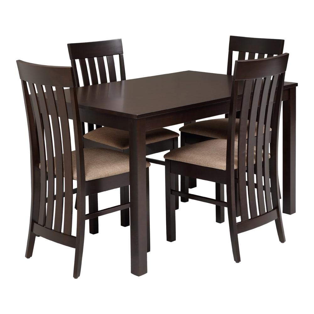 Venetti Engineerwood Dining Set 1-4-Capppicuno,Evok, Dining Sets