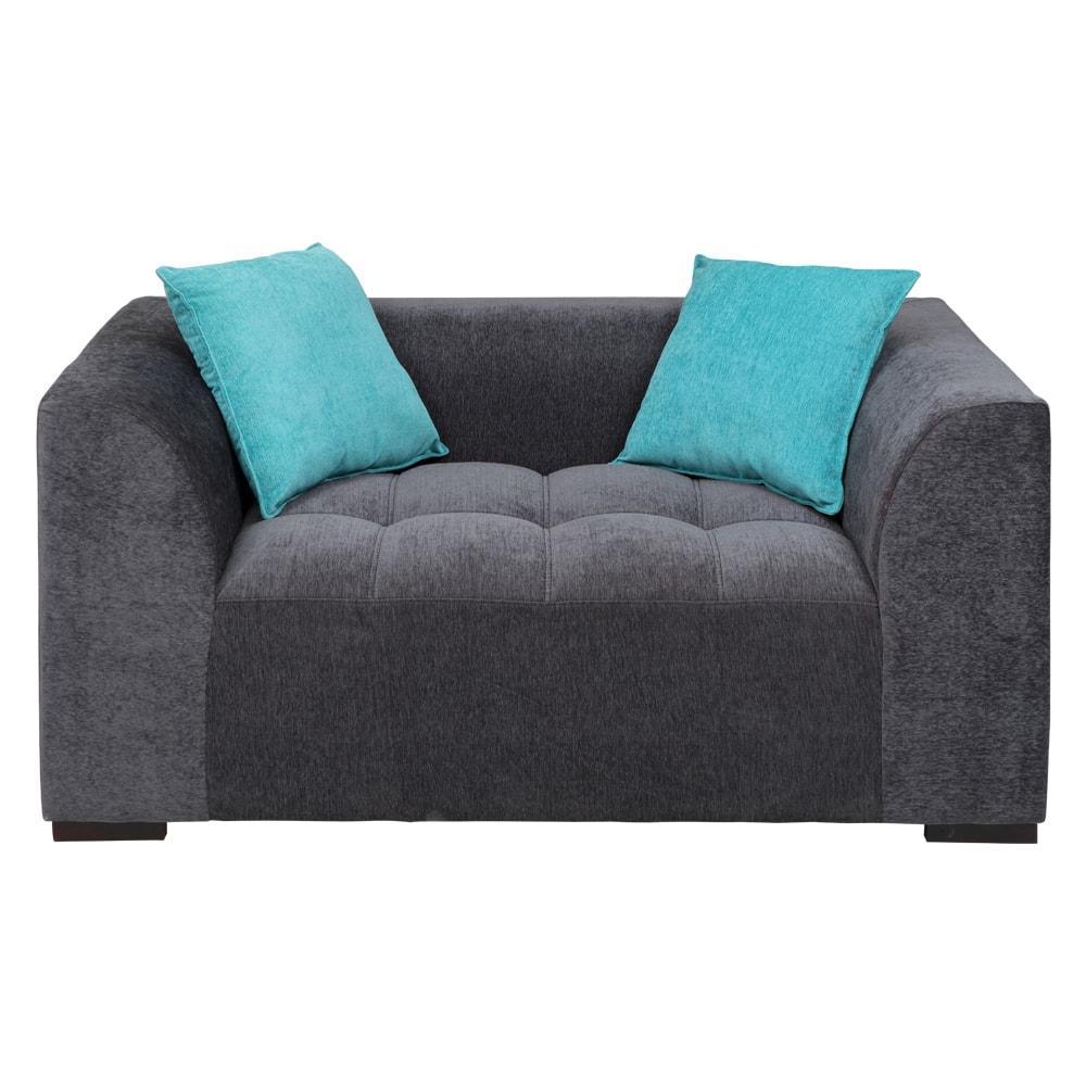 Roalnd Fabric 2 Seater Sofa,Evok, Sofas-Couches ,Sectional Sofas