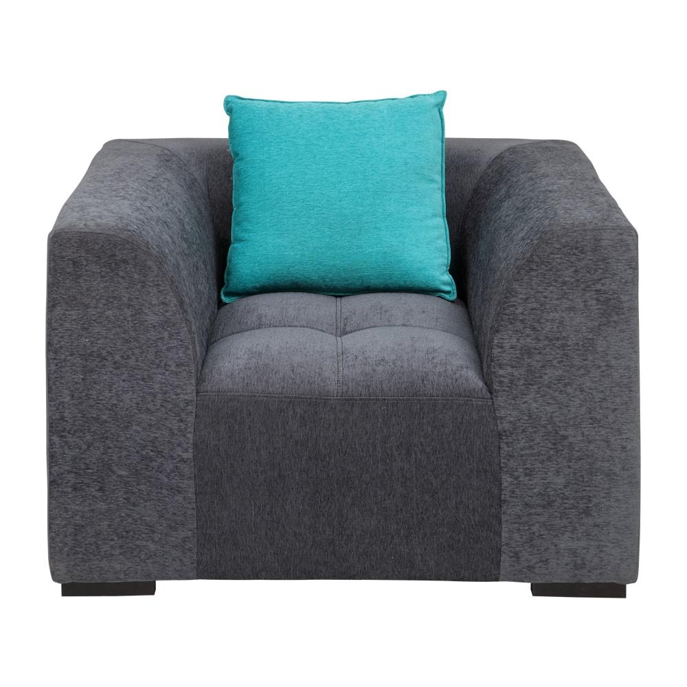 Roland Fabric 1 Seater Sofa,Evok, Sofas-Couches ,Sectional Sofas