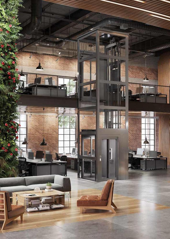 ALTURA - COGBELT,THYSEENKRUPP, Lift & Elevators ,Passenger Lift