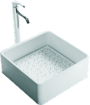 Milano Square Basin,Wash Basins-Sinks