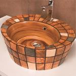 Circle,Wash Basins