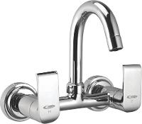 Sink Mixer With Swinging Spout Wall Mounted,Faucets-Taps